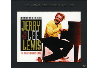 Jerry Lee Lewis - The Killer Breaks Loose [CD]
