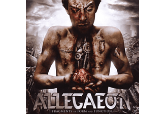 Allegaeon - Fragments Of Form And Function [CD]