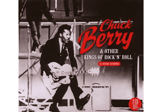 Chuck Berry - Chuck Berry & Rock'n'roll Giants - (CD)