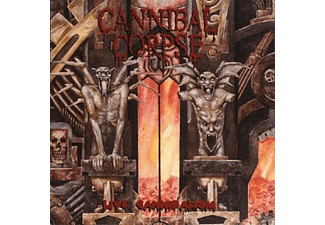 Cannibal Corpse - LIVE CANNIBALISM - (CD)