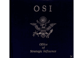 Osi - Office Of Strategic Influence [CD]