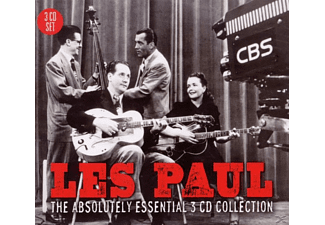 Les Paul - The Absolutely Essential Collection 3cd - (CD)