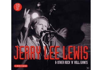 Jerry Lee Lewis - Jerry Lee Lewis & Other Rock'n'roll... [CD]