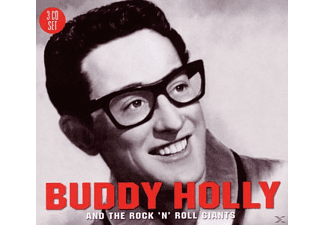 Buddy Holly - Buddy Holly And The Rock 'n' Roll Giants - (CD)