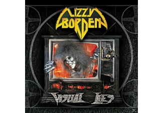 Lizzy Borden - Visual Lies/Re-Release - (CD)