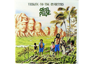 Steel Pulse - Tribute To The Martyrs [CD]