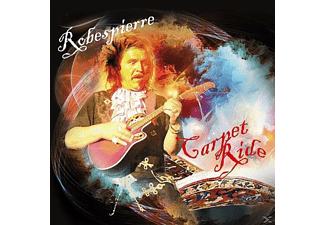 Robespierre - Carpet Ride - (CD)