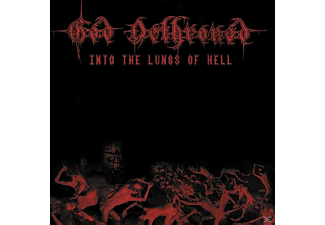 God Dethroned - Into The Lungs Of Hell [CD]