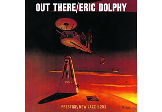 Eric Dolphy - Out There (Rudy Van Gelder Remaster) - (CD)