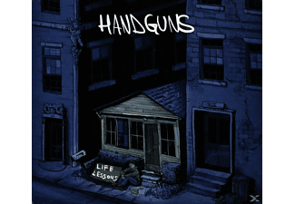Handguns - Life Lessons [CD]