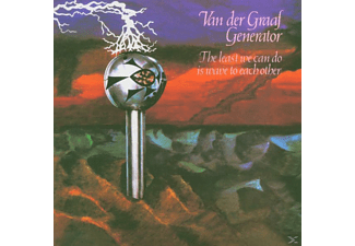 Van Der Graaf Generator - THE LEAST WE CAN DO IS WAVE TO EACH OTHER - (CD)