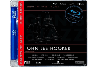 John Lee Hooker - Giants Of Jazz - (Blu-ray Audio)