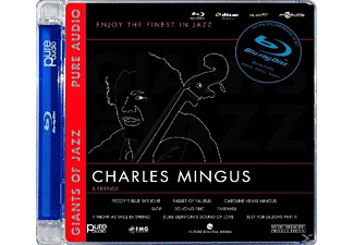 Charles Mingus - Giants Of Jazz - (Blu-ray Audio)