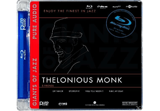 Thelonious Monk - Giants Of Jazz - (Blu-ray Audio)
