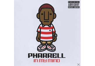 Pharrell - In My Mind - (CD)
