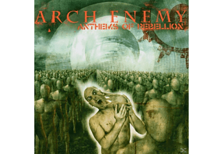 Arch Enemy - Anthems Of Rebellion - (CD)