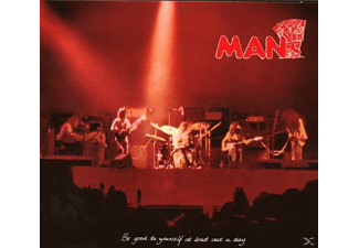Man - Be Good To Yourself At Least... [CD]