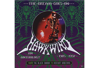 Hawkwind - The Dream Goes On 1985-1997 - (CD)