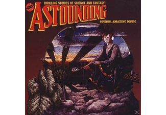 Hawkwind - Astounding Sounds, Amazing Music(Expanded & Remastert) - (CD)