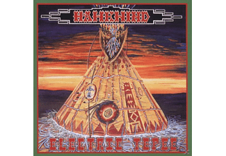 Hawkwind - Electric Tepee (Remastert) - (CD)
