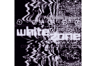 Psychedelic Warriors - White Zone (Remastered) - (CD)