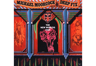 Moorcock, Michael & Deep Fix, The - The New World's Fair [CD]