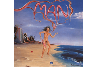 Man - Man (24-Bit Rem.+2 Bonus Tracks) [CD]