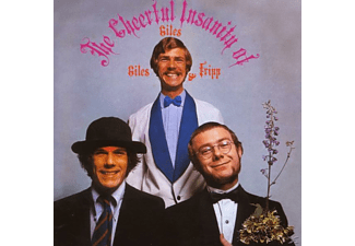 Giles And Fripp Giles - The Cheerful Insanity Of... - (CD)