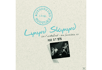 Lynyrd Skynyrd - Authorized Bootleg-Live At Winterland 7/3/76 [CD]