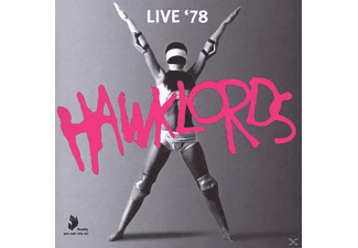Hawklords - Live '78 (Expanded+Remastert) - (CD)