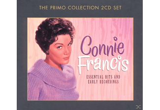 Connie Francis - Essential Hits And Early Recordings [CD]