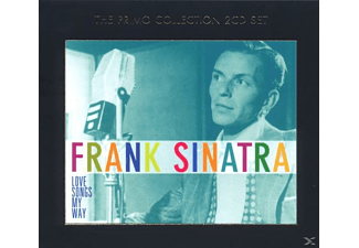 Frank Sinatra - Love Songs My Way [CD]
