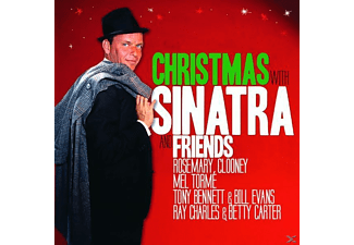 Frank Sinatra - Christmas With Sinatra And Friends - (CD)