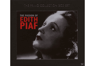 Edith Piaf - The Passion Of Edith Piaf - (CD)