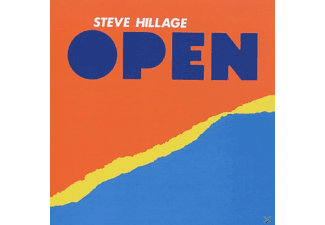 Steve Hillage - Open-Remaster - (CD)