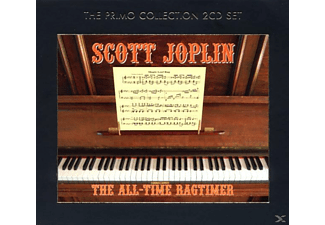 Scott Joplin - The All-Time Ragtimer - (CD)