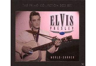 Elvis Presley - World-Shaker - (CD)
