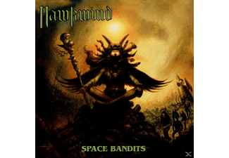 Hawkwind - Space Bandits (Expanded+Remastered) - (CD)