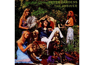 Peter Bardens - The Answer (Expanded+Remastered) [CD]