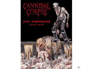 Cannibal Corpse - Live Cannibalism - (DVD)