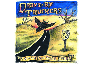 By Truckers, Drive-by Truckers - Southern Rock Opera [CD]