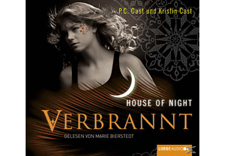 House of Night - Verbrannt - (CD)