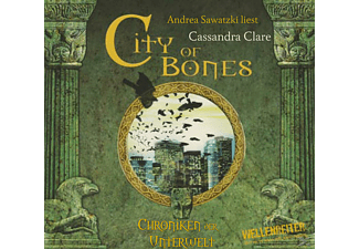Chroniken der Unterwelt - City of Bones - (CD)