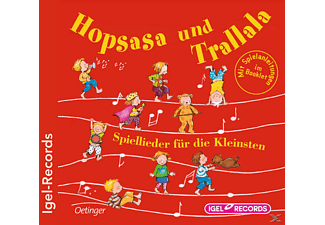 Various - Hopsasa Und Trallala:Spiellied - (CD)