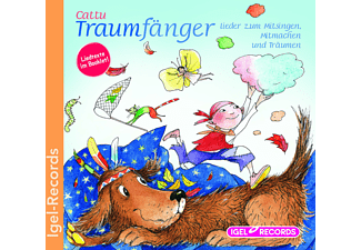 Cattu - Traumfänger - (CD)