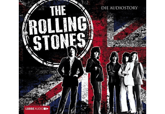 The Rolling Stones - Die Audiostory - (CD)