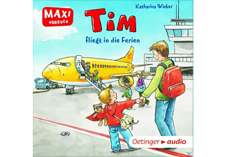 Katharina Wieker - Tim fliegt in die Ferien - (CD)