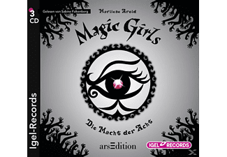 Magic Girls: Die Macht der Acht - (CD)