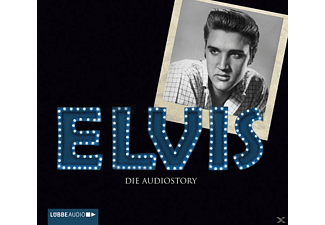 ELVIS - Die Audiostory - (CD)