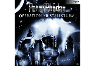 - Perry Rhodan Folge 19: Operation Kristallsturm - (CD)